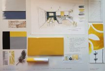 Color Boards / Whether you're working from scratch on sprucing up what you already have, Designs by Jennifer can help you create a color board for you'll love!