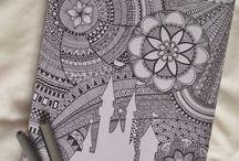 Journaling & doodles