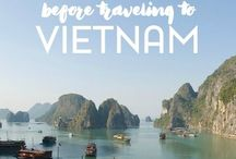 Vietnam Travel Guides and Tips / Travelling in Vietnam everything from food, to travel to visas. Essentials and itineraries whether you're travelling from Hanoi or Ho Chi Minh city. Going to beaches, looking for the best springrolls? We've got you covered.