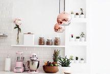 Ideias de cozinha e sala de jantar