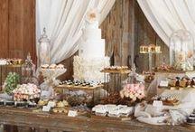 Chic Dessert Tables
