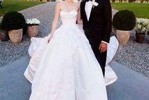 Chic Celebrity Weddings