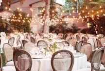 Chic Outdoor Weddings
