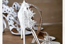 Chic Bridal Shoes