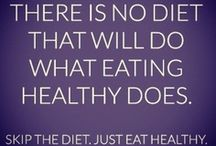 Nourish / Because 80% Of The Good Fight Is Diet.