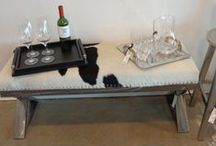 Affordable Luxury @Galerie_M / Find the designer furniture of your dreams at an affordable price!