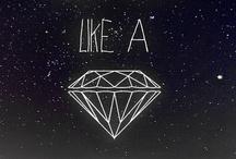 Diamond / by Koh-I Nor Hotel