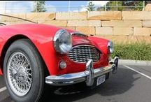 Austin Healey 3000 Mark 1 / This beautifully presented example has had extensive work done with the Healey factory in Melbourne including full exterior respray, new upholstry, carpets and mechanical refurbishment. If you are looking for a turn key as new Healey then look no further.