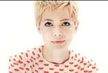 Pixie styles / The tricky pixie cut. Everyone's doing it, and should at least once! Find the right one for you! YOLO ;)