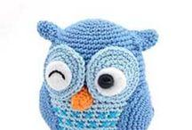 Amigurumi / Amigurumi crochet pattern