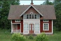 Swedish houses / by rolanda meindersma-beunke
