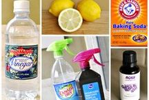 Clean Machine! / Ideas for Interior Home Maintenance and House Cleaning Ideas