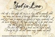 Sol in Leo - Chap 7-14 of The Book of Life / This section covers Sol in Leo - Chapters 7 through 14 of The Book of Life by Deborah Harkness. / by Armitage4Clairmont