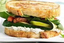 Between Two Slices! / Sandwiches and More!