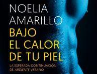 Bajo el Calor de tu Piel (Andrés) / La nueva novela que estoy escribiendo, y cuyo prota es Andrés, hijo de María y sobrino de Caleb de Ardiente Verano