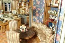 Mini Kitchens, Dining Rooms, and Inspiration / by Patty Rothwell