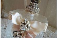 The Altered Bottle (Includes Jars, Cloches, Cans, Pots, and Boxes) / by Patty Rothwell