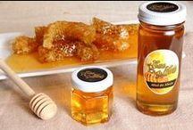 Miel de Abeja / Deliciosa y saludable Miel de Abeja 100% natural sin conservadores