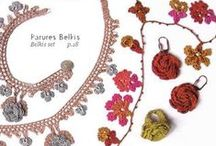 Silk jewelry gift ideas / We collect silk or silk lace jewelry gift ideas.