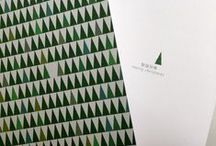 Name&Name Christmas Cards / Name&Name Christmas Cards, sent out to our clients and friends around the world.