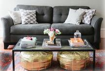 Around the House / Furniture & decor to make home feel like home. / by Baylor Tri Delta