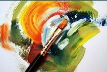 Awesome Watercolor Paintings for Inspiration / Watercolor paintings, the unique way to spread the emotions and feelings through colors. The water soluble pigments can read and write your mind into the canvas if you are good at it.