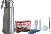 Specials & Deals / Specials on N2o Whip Cream Chargers, Co2 Soda Chargers & Whipped Cream Dispensers.