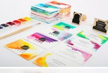 Business Cards and Package Design