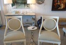 Beautiful Seating @Galerie_M / Beautiful new and pre-owned chairs and sofas