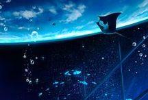Anime and Game Art