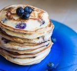 Sweet Breakfast Dishes