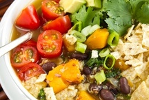 Healthy Food Recipes / by Nancy @ Artsy Chicks Rule