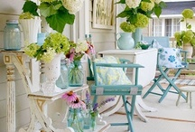Beautiful Porches / by Nancy @ Artsy Chicks Rule