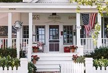 Beautiful Homes / by Nancy @ Artsy Chicks Rule
