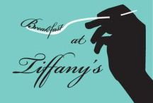:::Breakfast at Tiffany's::: / all things Tiffany Blue & Turquoise / by Glam♛Girl