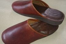 Bespoke Sandals & Slippers / Leather luxury made for your feet