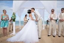 Destination Weddings / Get inspired for your perfect Dominican Republic wedding or honeymoon.