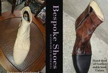 Bespoke Shoes for Men / Funky styles in soft luxurious leather