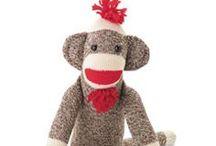 ~Sock Monkeys~ / by Jari Ann