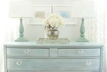 Coastal Style / Coastal Decor, coastal style. Decorating with coastal accents, Coastal home