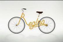 BIKE  I LOVE! /  Life is like riding a bicycle- in order to keep your balance, you must keep moving. A vida é como andar de bicicleta, a fim de manter o seu equilíbrio, você deve manter em movimento.Albert Einstein / by Gigi Oki