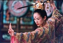 Artes Marciais/China/Japan / Tai Chi estilo Yang, Chi Kung / by Gigi Oki