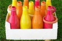 Party games / No party is complete without fun games! Check out all of these great ideas for kid and adult friendly play. For more on party themes, DIY décor and great deals, visit us at inspiredparties.weebly.com!