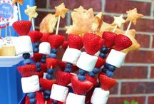 4th of July Celebration / Love all of these ideas to celebrate the 4th!! For more on party themes, DIY décor and great deals, visit us at inspiredparties.weebly.com!