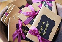 Party favors / Don't forget your guests with these creative party favor ideas. For more on party themes, DIY décor and great deals, visit us at inspiredparties.weebly.com!