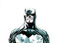 Batman / Because he's batman!! That's why!! There, problem solved!! / by Noah Chambers