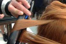 ghd / Pour lisser, boucler, onduler vos cheveux. Matériel professionnel. Stylers®, seche-cheveux, brosses, peignes, sprays thermo-protecteur.