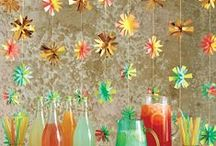 Party Backdrops / Add one of these amazing backdrops to your main table! For more on party themes, DIY décor and great deals, visit us at inspiredparties.weebly.com!