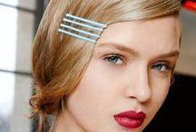 Pinces et barrettes / Toutes les pinces et barrettes pour accorder vos cheveux à votre look.