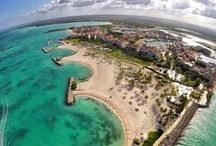 Bird's Eye View / A bird's eye view of #DominicanRepublic might just be the most beautiful.